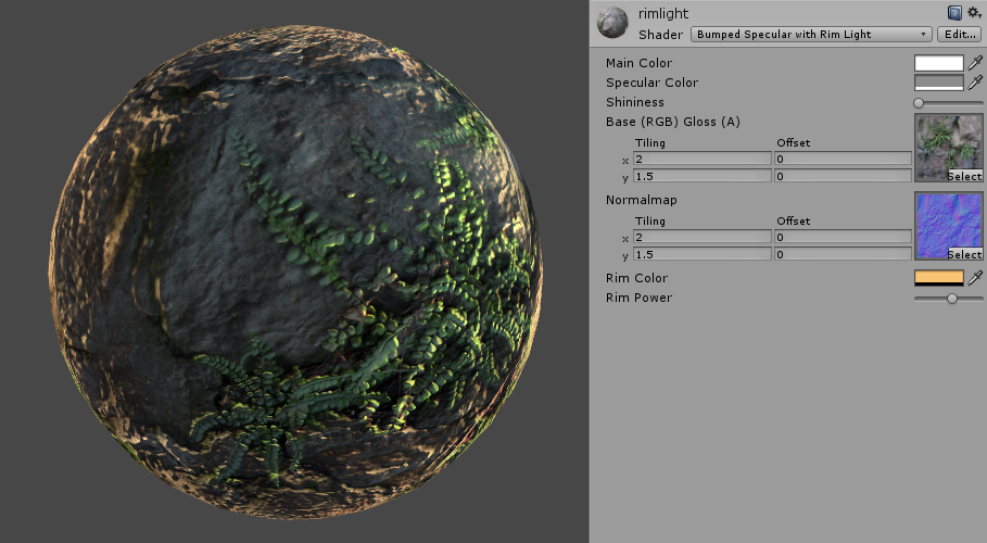 A Useful Unity Rim Light Shader – Brim Of Obscurity