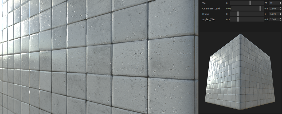Substance – Ceramic Tiles – Brim Of Obscurity